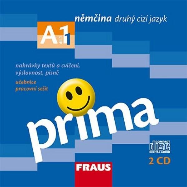 Prima 1.díl - audio CD (A1)