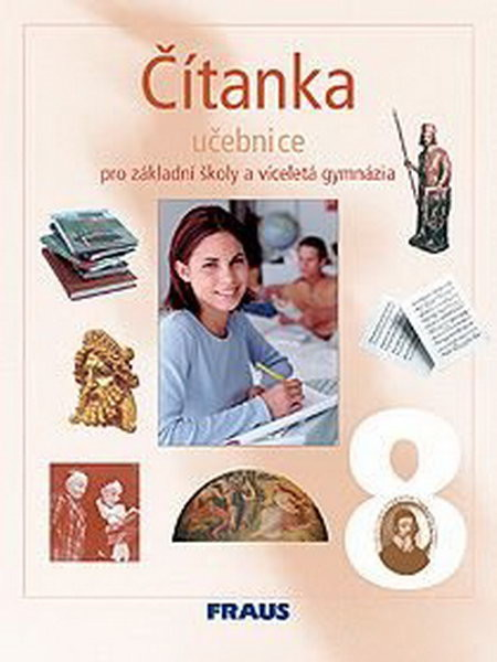Čítanka 8.r. ZŠ a víceletá gymnázia - učebnice