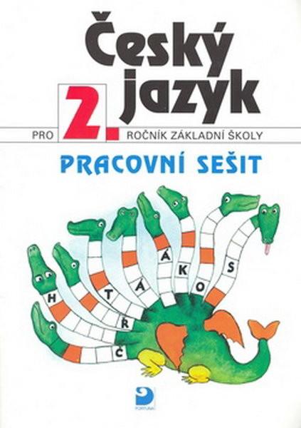 Český jazyk 2.r. pracovní sešit