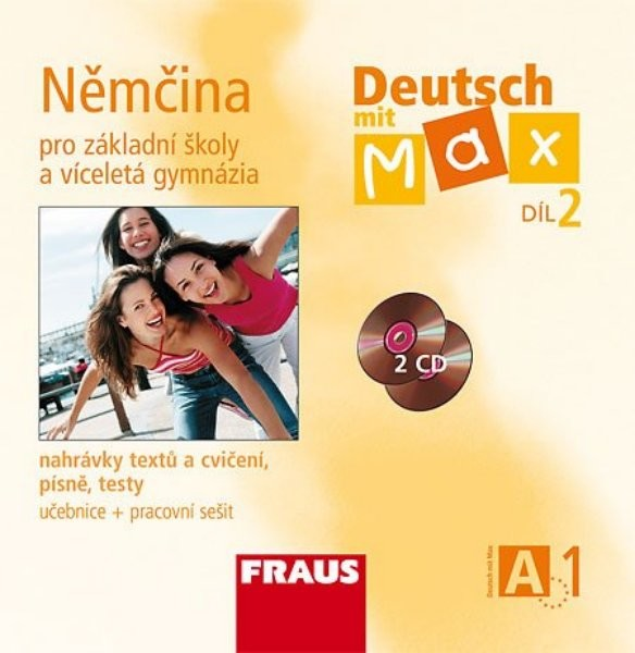 Deutsch mit Max 2 - audio CD