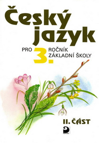 Český jazyk 3.r. 2.část