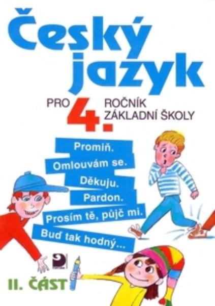 Český jazyk 4.r. 2.část