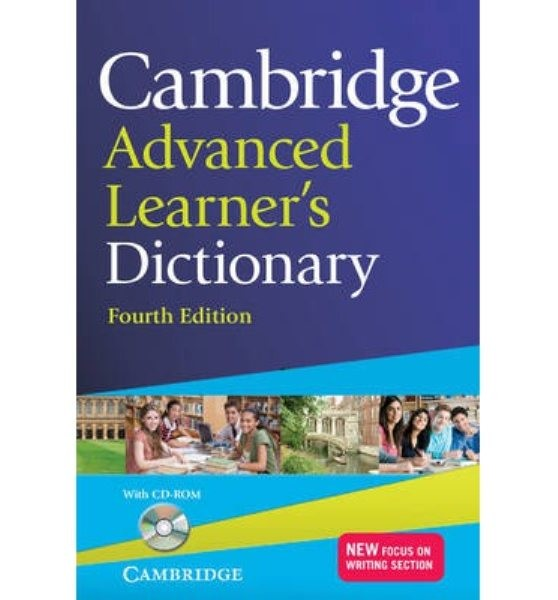 Cambridge Advanced Learner's Dictionary with CD-ROM (Fourth Edition)