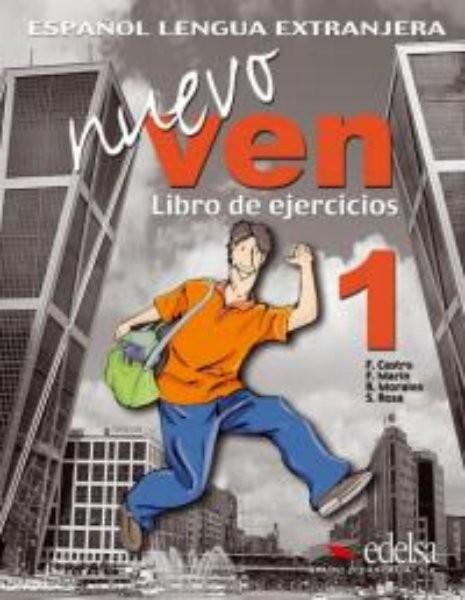 Nuevo Ven 1 - Libro de ejercicios + CD (pracovní sešit)