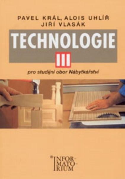 Technologie 3 pro studijní obor Nábytkářství