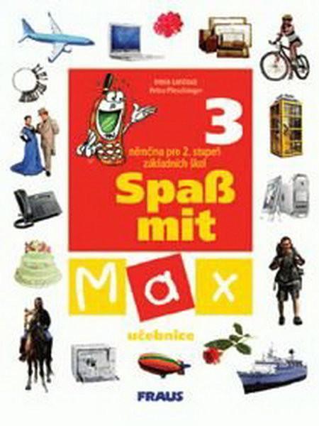 Spass mit Max 3 - učebnice