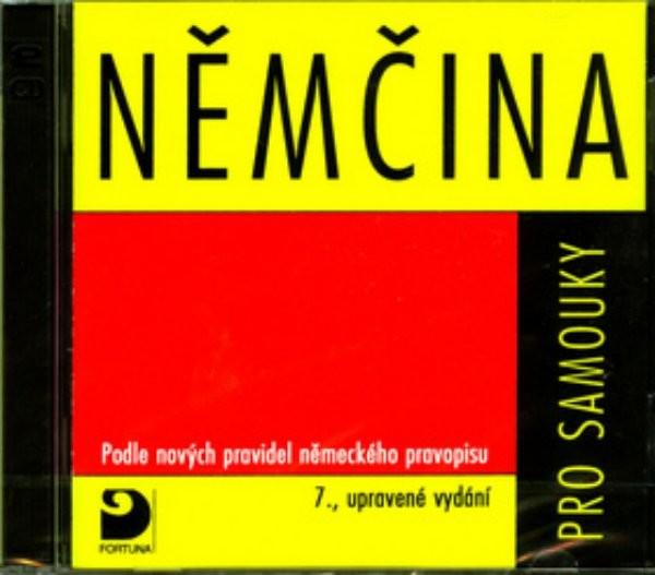 Němčina pro samouky - audio CD (2ks)