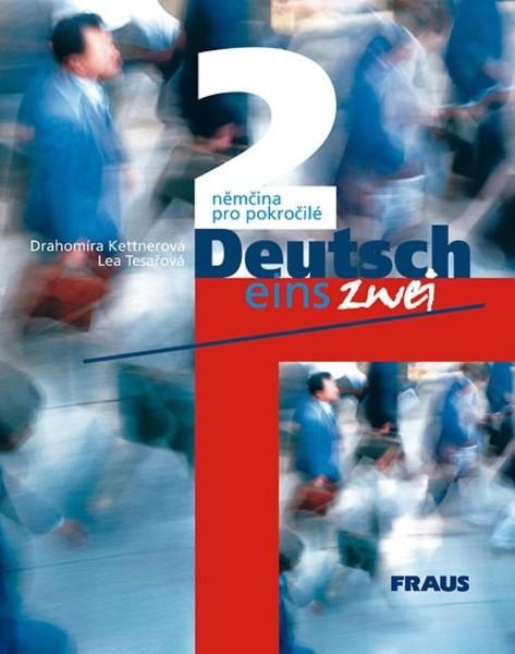 Deutsch eins zwei 2 - učebnice