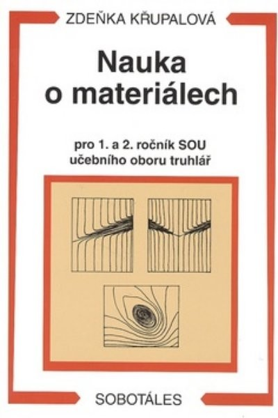 Nauka o materiálech pro 1. a 2. ročník SOU učebního oboru truhlář