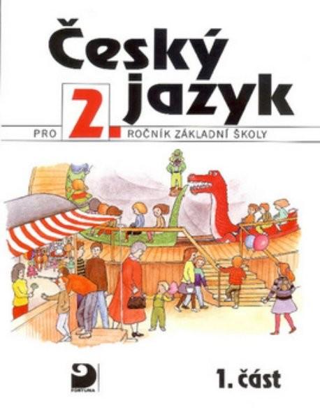 Český jazyk 2.r. 1.část