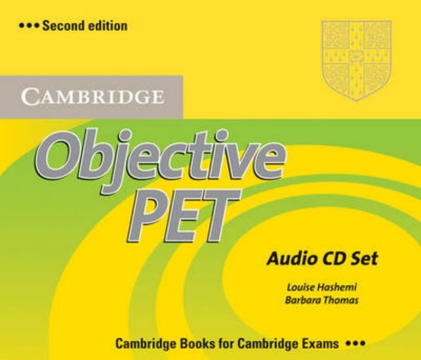 Objective PET - Audio CD Set (audio CD k učebnici) - 2.vydání