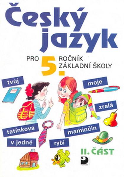 Český jazyk 5.r. 2.část