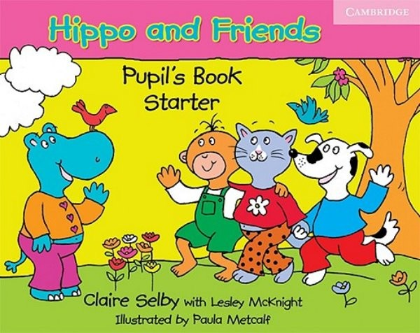 Hippo and Friends Starter Pupil's Book (učebnice)