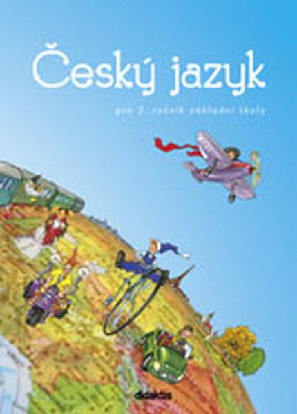 Český jazyk pro 3.ročník ZŠ - učebnice