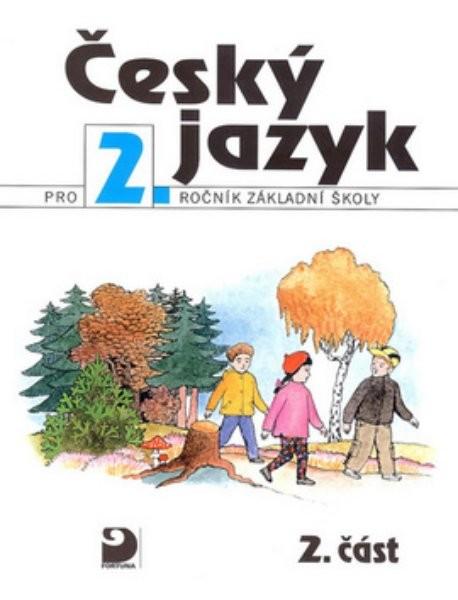 Český jazyk 2.r. 2.část