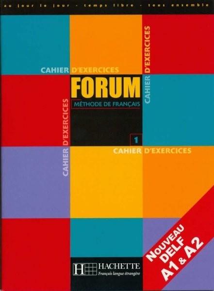 Forum 1 - cahier d´exercices (pracovní sešit)
