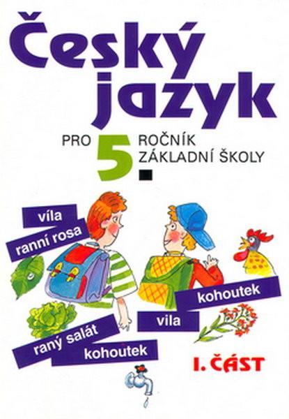 Český jazyk 5.r. 1.část