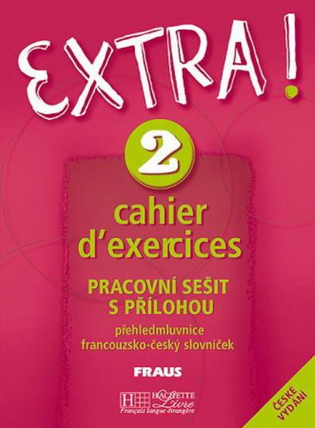 Extra! 2 - pracovní sešit s přílohou (české vydání)
