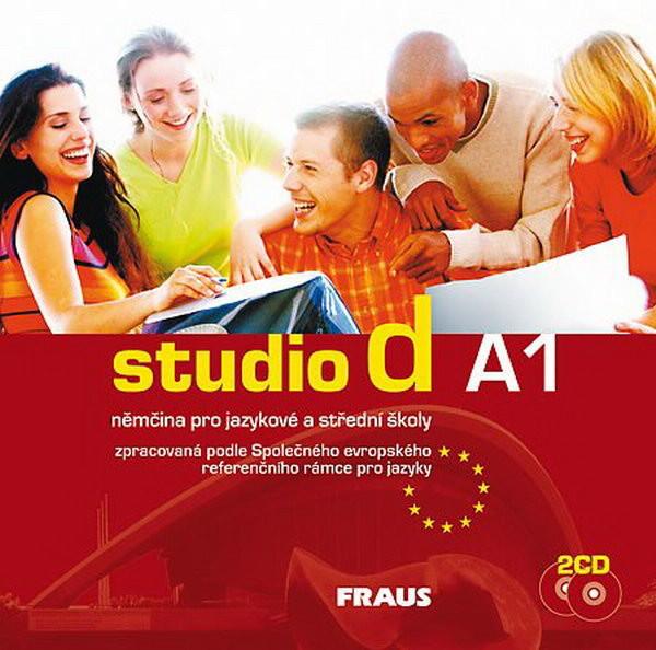 Studio d A1 němčina pro JŠ a SŠ - AUDIO CD