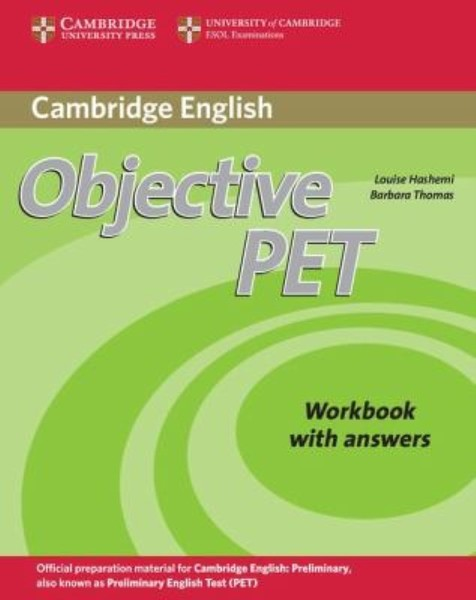 Objective PET - Workbook with answer (pracovní sešit s klíčem) - 2.vydání