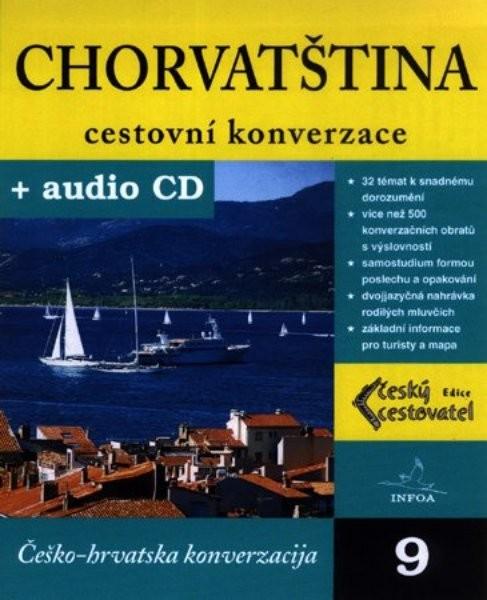 Chorvatština - cestovní konverzace + audio CD