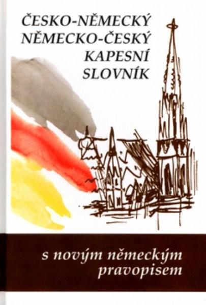 Česko-německý, německo-český kapesní slovník