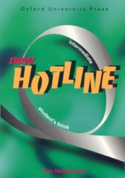 New Hotline intermediate Student´s Book (učebnice)