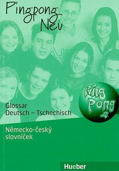 Pingpong Neu 2 Glossar Deutsch-Tschechisch (slovníček)