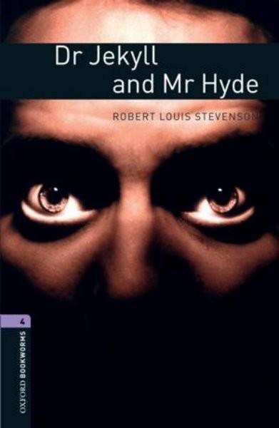 Dr.Jekyll and Mr.Hyde + audio CD (úroveň 4)