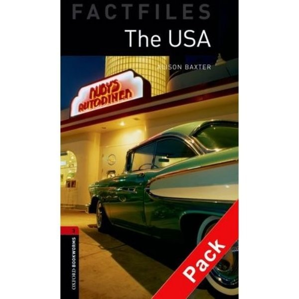 Factfiles 3 - The USA + audio CD