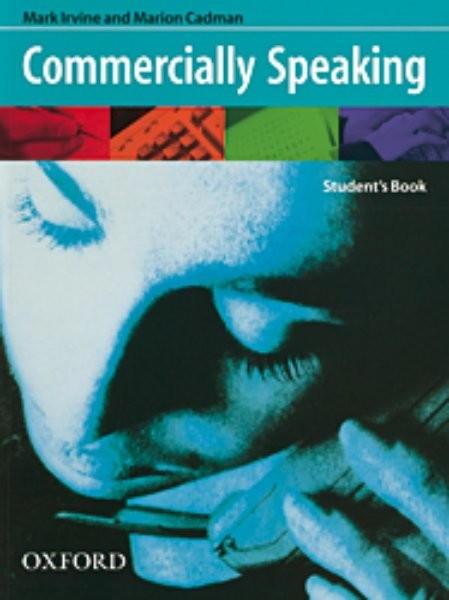 Commercially Speaking Students Book (učebnice)