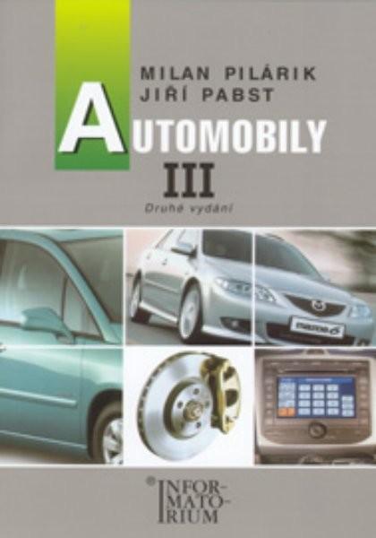 Automobily III pro 3. ročník UO Automechanik