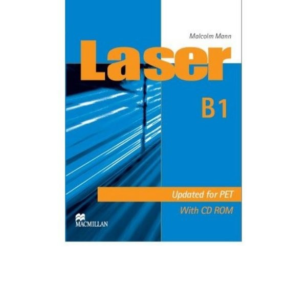Laser B1 NEW EDITION Student's Book + CD-ROM (učebnice)