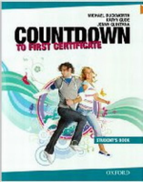 Countdown to First Certificate Students Book (New Edition 2008)