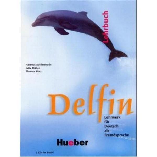 Delfin Lehrbuch + 2 audio CD (učebnice)