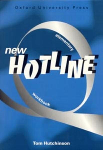 New Hotline elementary Workbook (pracovní sešit)