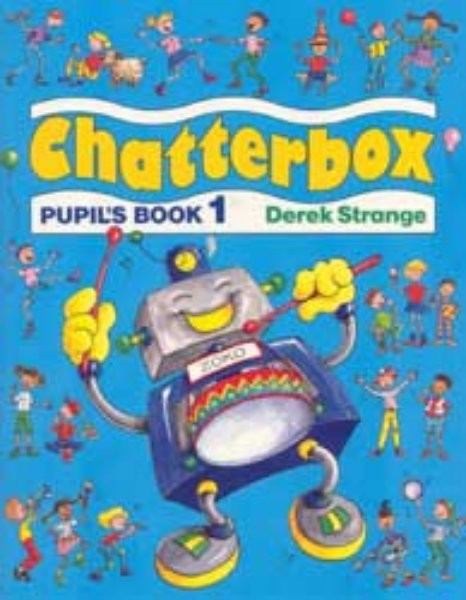 Chatterbox 1 Pupil´s Book (učebnice)