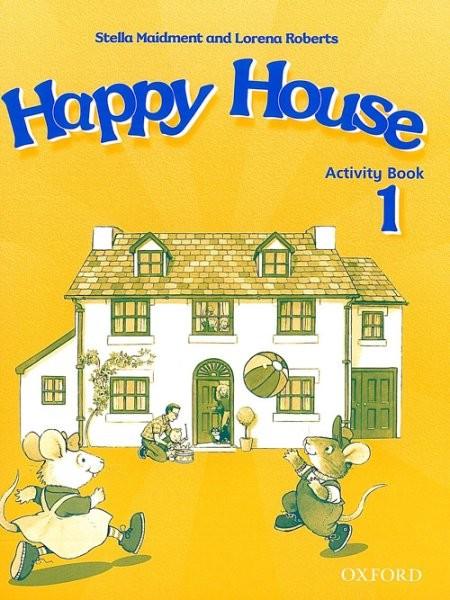 Happy House 1 Activity Book (pracovní sešit)