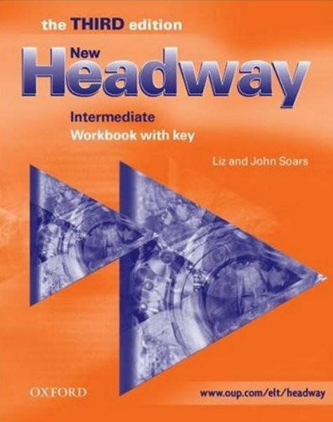 New Headway Intermediate 3.vyd. Workbook with key (pracovní sešit s klíčem)