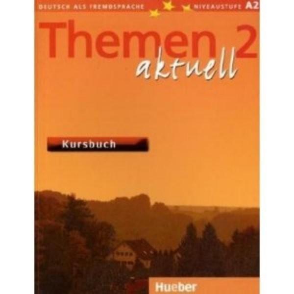 Themen aktuell 2 Kursbuch (učebnice)