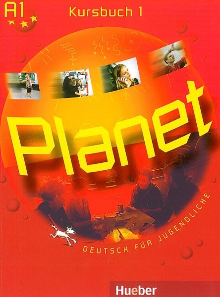 Planet 1 Kursbuch (učebnice)