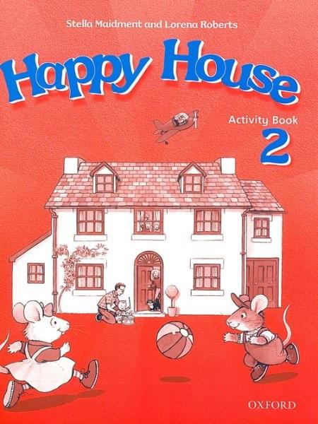Happy House 2 Activity Book (pracovní sešit)