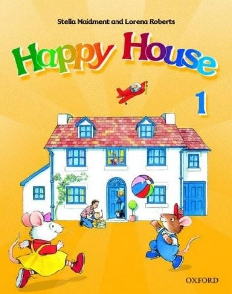 Happy House 1 Class Book (učebnice)