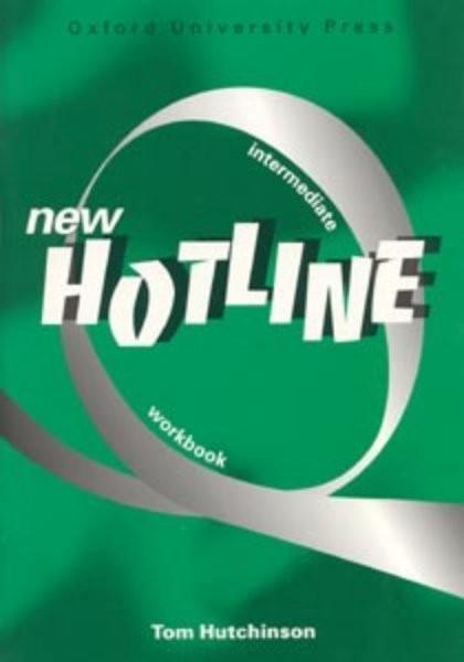 New Hotline intermediate Workbook (pracovní sešit)