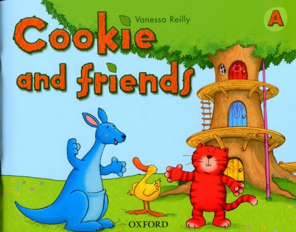 Cookie and friends A - Classbook (učebnice)