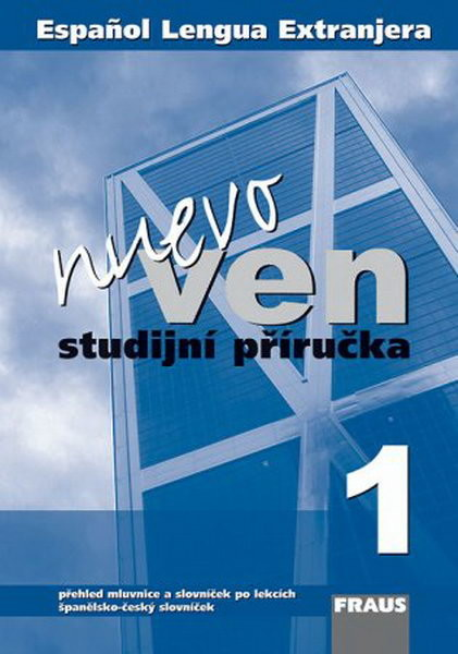 Nuevo Ven 1 - studijní příručka