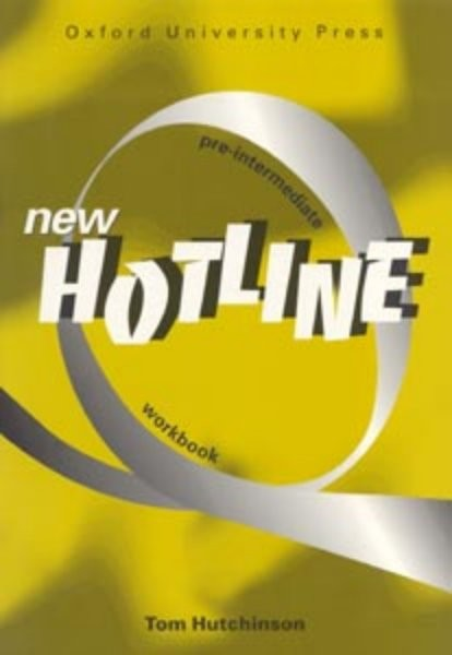 New Hotline pre-intermediate Workbook (pracovní sešit)