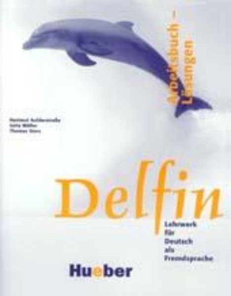 Delfin Arbeitsbuch - Losungen (klíč k pracovnímu sešitu)
