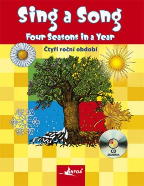 Sing a Song - Four Seasons in a Year + audio CD (Čtyři roční období)