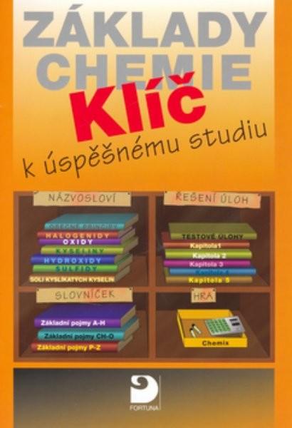 Základy chemie - Klíč k úspěšnému studiu + CD
